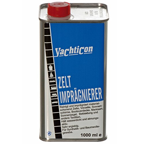 YACHTICON Zelt & Markisen Imprägnierung 1 Liter