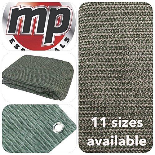 MP, Zeltunterlage/Vorzeltteppich, atmungsaktiv, wetterfest, für den Außenbereich