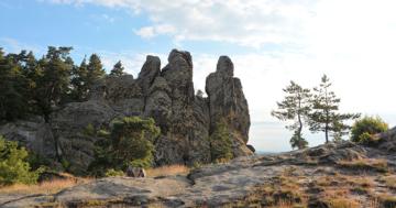 Teufelsmauer ist eine der beliebtesten Outdoor Aktivitäten im Harz.