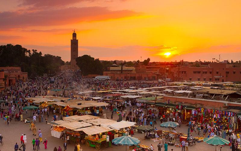 Corona Marokko